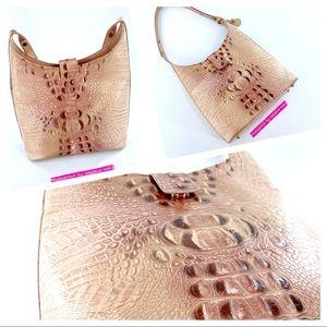 Brahmin Shoulder Purse Handbag 5722126 Vintage